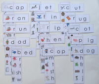 15 Teacher Made Literacy Learning Resources Rhyming Word Family Slides