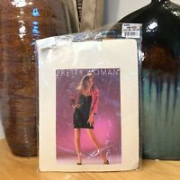 PRETTY WOMAN Day Sheer Vintage Pantyhose Ivory One Size Triumph Hosiery