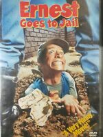 Ernest Goes to Jail DVD