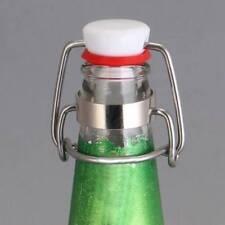 Red Wine Homebrew Beer Bottles Replacement Swing Cap Caps Flip Top Stopper Root