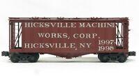 Atlas 6350 Hickville Machine Works Corp Hicksville Covered Hopper Custom LN