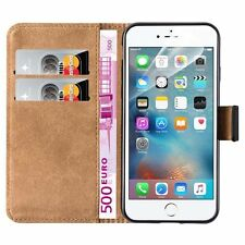 Glossy Wallet Cases with Card Pocket for Apple Phones