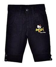 Pantalons bleus pour fille de 2 à 16 ans en 100% coton, 3 - 4 ans