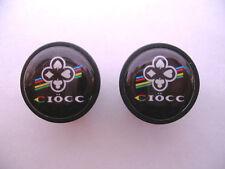 Ciocc handlebar bike caps, Ciocc Bike frame logo end plugs, Ciocc Bike Caps