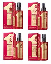 New Revlon Uniq One Original All In One Hair Treatment 150ml Pack of 4