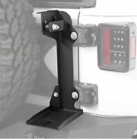 Trail Jack Mount Fits: Pivot HD Tire Carrier ONLY For Jeep Wrangler Smittybilt
