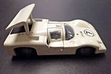 Solido Chaparral, Diecast, 2F, #7, no.169, 1/43, White, Very Nice Condition