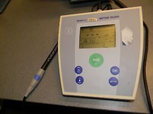 Mettler Toledo SevenEasy PH Meter W InLab Expert Pro pH Probe