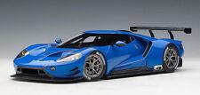 1:18 Autoart 2019 Ford GT LeMans blue A81812