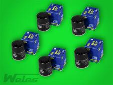 5 X SM103 Filtro de Aceite Mitsubishi Colt Vi Smart Forfour 1,1 1,3 1,5 Ford
