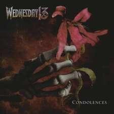 Wednesday 13 - Condolences (Limited digipack) NEW CD