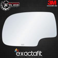 Replacement Side Mirror Glass Chevy GM Silverado Sierra Yukon Tahoe Drivers Left