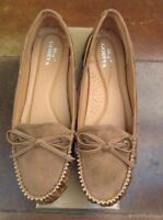 """NEW Lady Godiva """"Clara"""" Moccasins, SEVERAL COLORS & SIZES, VERY Lightweight Shoe"""