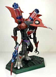 200X MOSQUITOR Masters Universe NECA He-Man MOTU Mini Statue!! UNbroken Nose!!