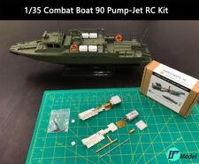 Tiger 1/35 Combat Boat 90 CB-90 RC Kit