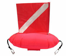 Scuba Diving Spearfishing Inflatable Float and Dive Flag