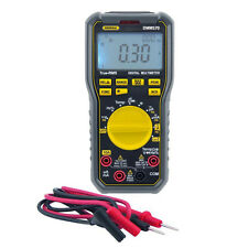 New General Tools Digital Multimeter AC DC Volt Ohm Amp Range Voltmeter Tester