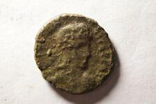 Ancient Roman bronze coin Emperor Constantius II 2.5 g.