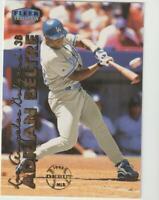 1999 Fleer Tradition #65 Adrian Beltre rookie card, Texas Rangers