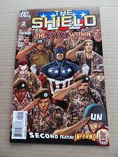 The Shield 2 . Inferno -  DC 2009 - VF