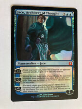 Mtg Magic the Gathering Return to Ravnica Jace, Architect of Thought FOIL