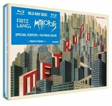 Metropolis Reconstructed and Restored 5060000700015 Blu-ray Region B