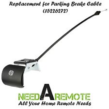 Emergency Parking Brake Release Pull Handle & Cable for Chevy GMC Pickup Truck