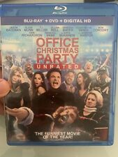 office christmas party blu ray