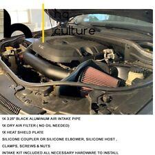 Cold Air Intake Heat Shield Kit For 11-15 JEEP GRAND CHEROKEE / DURANGO 3.6L V6