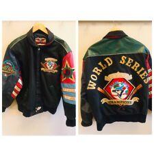 Vintage Toronto Blue Jays - 1992 World Series Champions - Jeff Hamilton Jacket