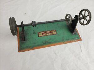 Vintage Antique 1920s 30s Weeden Litho Steam Toys