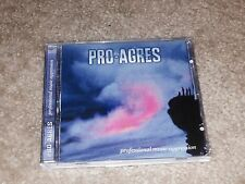 PRO-AGRES Professional Music Aggression 2001 RARE Indie NU-METAL CD Italy SEALED