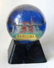 Vintage Ayasqfya Museum Turkey Collectible Snow Globe/ Water Dome #133