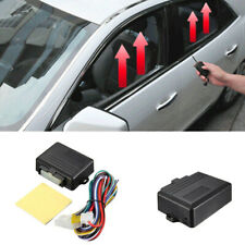 Universal 12V Automatic Window Roll Up Closer Alarm Module System For 4 Windows