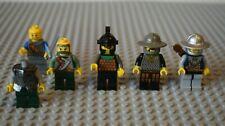 Lego Bundle 6 Minifigures Vikings Knight's Kingdom Fantasy Era