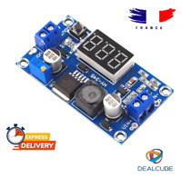 XL6009 LM2577 Booster DC-DC Spannungsregler Régulateur de tension Arduino