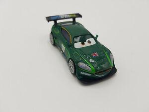 Disney Pixar Cars Auto Metall 1:55 Rennwagen Nigel Gearsley b