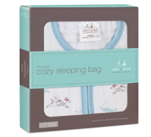 Aden + Anais Liam The Brave Cozy Sleeping Bag 1.7 TOG-LARGE 12-18 MONTHS- SALE!!