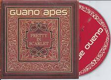 GUANO APES - Pretty in Scarlet CD SINGLE 2TR EU CARDSLEEVE 2003 VERY RARE!!
