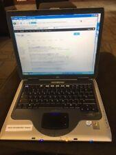 HP/COMPAQ NX9010 Pentium 4 3.06Ghz 448mb ram 60gb hd dvd rom cdrw wifi winxp ati