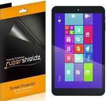 3X HD Clear Screen Protector For DigiLand 8 inch Windows Tablet (DL801W, DL808W)