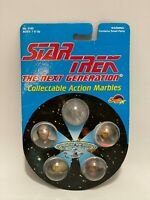 Vintage Star Trek The Next Generation Collectible Action Marbles Spectra Star