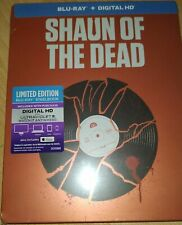 [Blu-ray] shaun of the dead Steelbook - VF INCLUSE - NEUF SOUS BLISTER