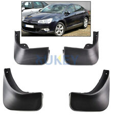 Adatto per CITROEN C5 2008-2017 Berlina Estate Modellato Mud Flap SPLASH GUARD PARAFANGHI