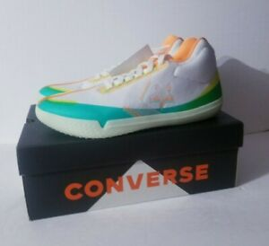 Converse All Star BB Evo Mid Men Basketball Shoes New 169511C New Size White DS