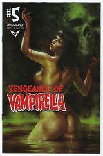Vengeance Of Vampirella # 5 Parrillo Cover A NM Dynamite
