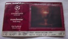 Orig.Ticket   Champions League  2002/03  FINALE  JUVENTUS TURIN - AC MAILAND  !!