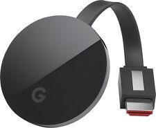 Google - Chromecast Ultra - Black