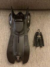 Jada 1/24 Diecast Batman 1989 Batmobile with figure