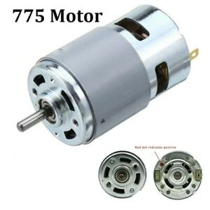 Neu 775/795/895 DC 12V 6000-12000RPM Motor Ball Bearing Large Torque High Power